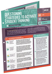 Questioning Strategies to Activate Student Thinking (Quick Reference Guide) ASCD4059