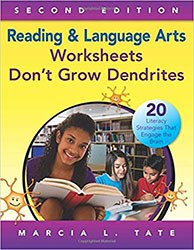 Reading and Language Arts Worksheets Don't Grow Dendrites (2/e) CP0301