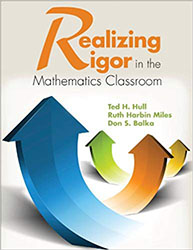 Realizing Rigor in the Mathematics Classroom CP9600