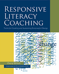 Responsive Literacy Coaching 9781571104632