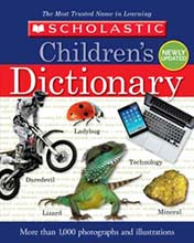 Scholastic Children's Dictionary Sch4956