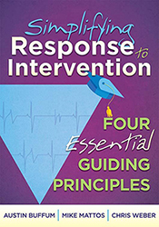 Simplifying Response to Intervention Sol