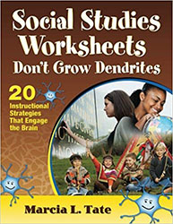 Social Studies Worksheets Don't Grow Dendrites CP8758