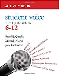 Student Voice: Turn Up the Volume 6-12 Activity BooK CP2746