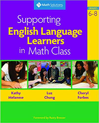 Supporting English Language Learners in Math Class, Grades 6–8 Math9185