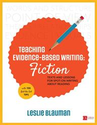 Teaching Evidence-Based Writing: Fiction CPL0706