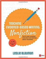Teaching Evidence-Based Writing: Nonfiction CPL0690