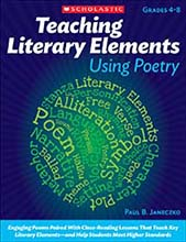 Teaching Literary Elements Using Poetry Sch5720