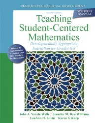 Teaching Student-Centered Mathematics 6-8 PE0696