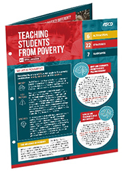 Teaching Students from Poverty (Quick Reference Guide) ASCD5070