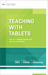 Teaching with Tablets ASCD7099