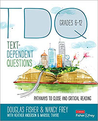 Text-Dependent Questions, Grades 6-12 CPL1379