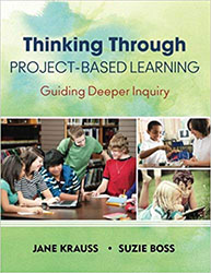 Thinking Through Project-Based Learning CP2563