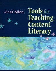 Tools for Teaching Content Literacy 9781571103802