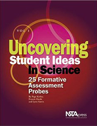 Uncovering Student Ideas in Science, Volume 1 CP2554