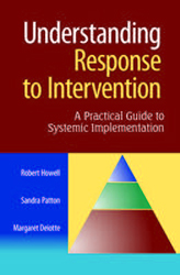 Understanding Response to Intervention 9781934009345