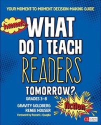 What Do I Teach Readers Tomorrow? Fiction, Grades 3-8 CPL