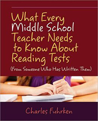 What Every Middle School Teacher Needs to Know About Reading Tests Sten8852