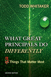 What Great Principals Do Differently 9781930556478