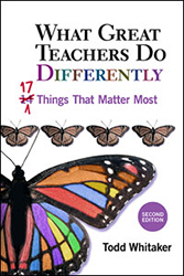 What Great Teachers Do Differently 978-1930556690