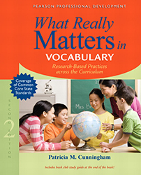 What Really Matters in Vocabulary 9780205570416