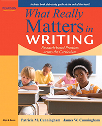 What Really Matters in Writing PE7424