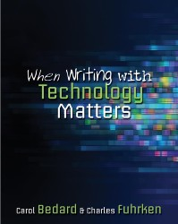 When Writing with Technology Matters Sten9378