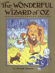 Wonderful Wizard of Oz, The Harp6779