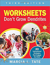 Worksheets Don't Grow Dendrites (2e) CP8507