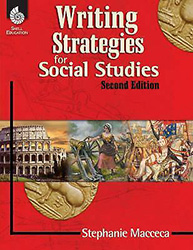 Writing Strategies for Social Studies 9781425800581