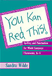 You Kan Red This! Hein5957