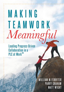 Making Teamwork Meaningful Sol5294